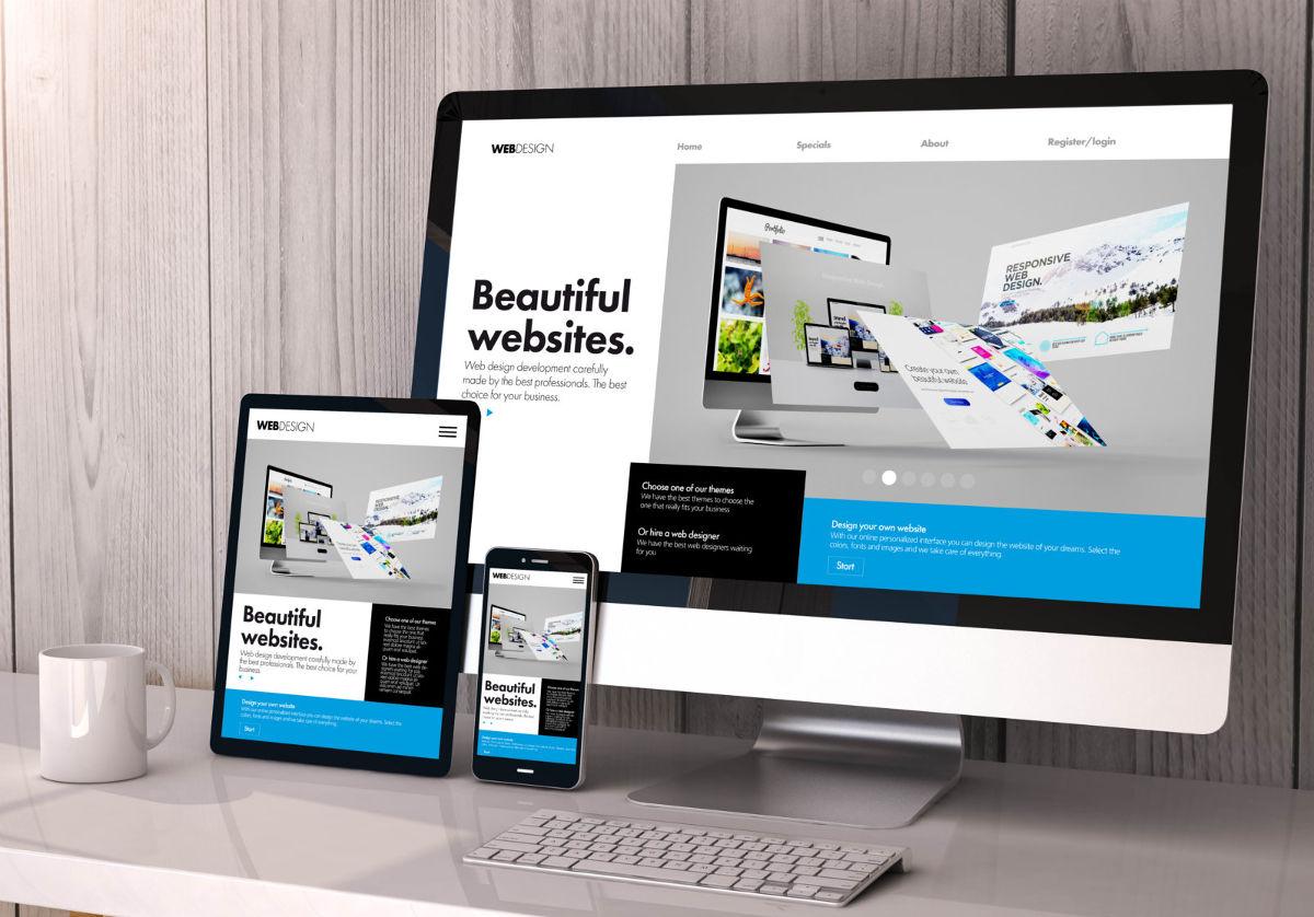 projektowanie stron internetowych, tworzenie stron www łódź